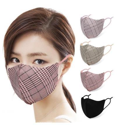 秋冬新作 通気性 マスク男女兼用マスク大人用 洗える 布マスク   UVカットマスク