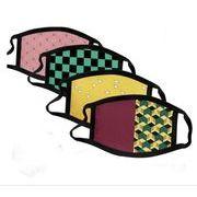 秋冬新作 通気性 マスク 男女兼用マスク 大人と子供向けマスク 洗える 布マスク   UVカットマスク