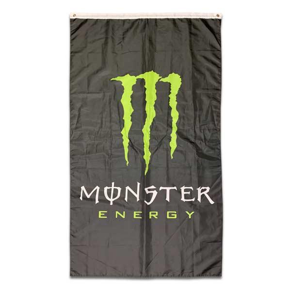 MONSTER ENERGY フラッグ (モンスターエナジー) / アメリカン フラッグ