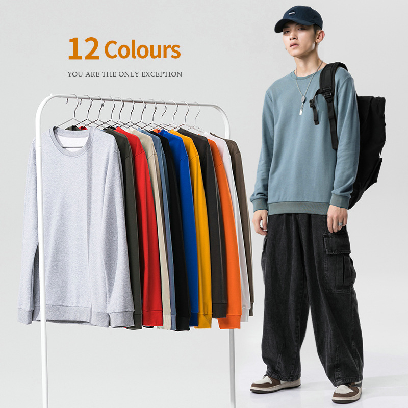 秋冬新作 ロンT メンズ 長袖tシャツ 重ね着風 ロングtシャツ  Tシャツ 長袖 カットソー
