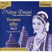 Natya Dwani Varnams & Jathis Vol.3