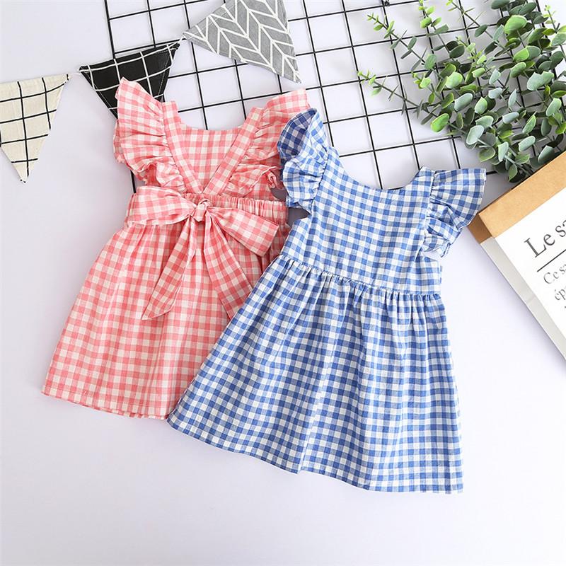 【2020新作】韓国風 子供服 ワンピース 90CM-140CM