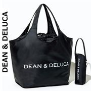 エコバッグ DEAN&DELUCA ディーン& デルーカ トートバッグ  保温bottleポーチ