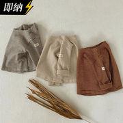 【即納】長袖ボーダーTシャツ 全3色