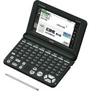 カシオ タッチパネルカラー液晶電子辞書 XD-SK5000BK