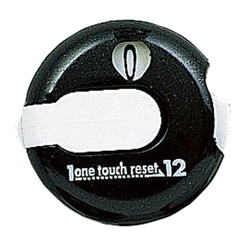 ダイヤ ワンリセットカウンター AS-43490 黒