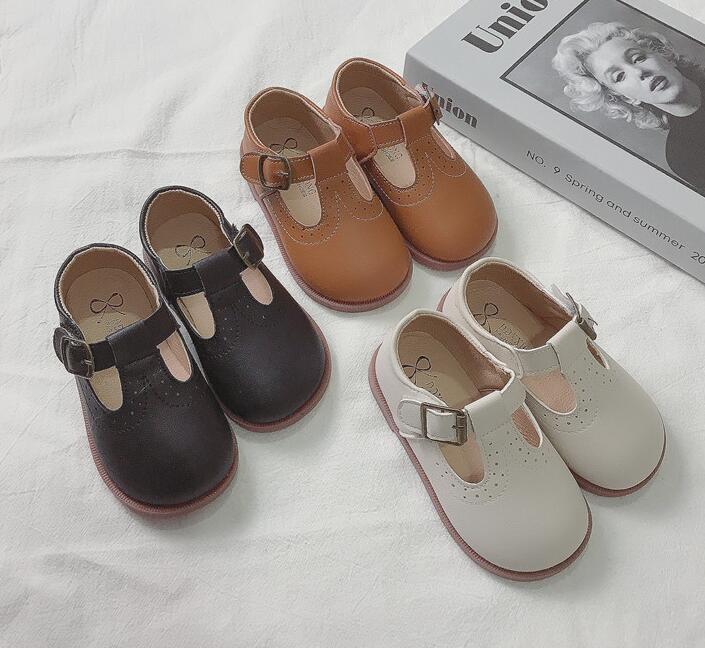 2021新入荷★子供靴★シューズ★ブーツ 単靴 3色★タグ21-30(内長13~18.2cm)★