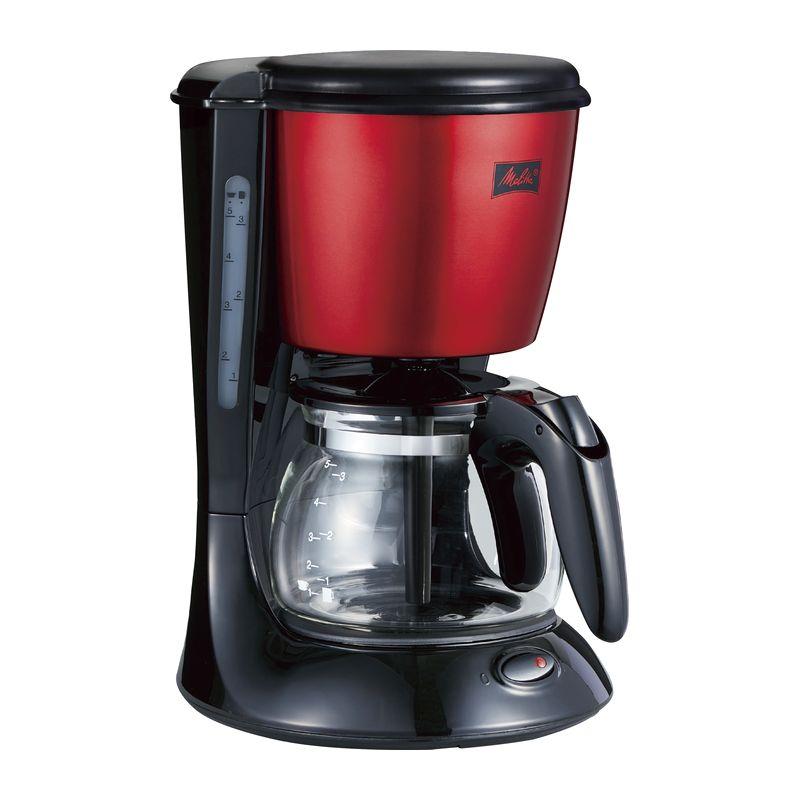 メリタ コーヒーメーカー ツイスト SCG58-5-R ルビーレッド