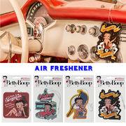 【オシャレ】AIR FRESHENER エアフレッシュナー【ベティブープ】