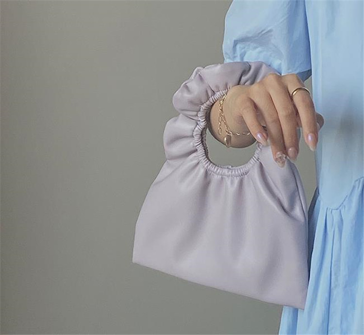 INSスタイル 女性  2021年新作 柔らかい肌 ハンドバッグ エレガント 百掛け カジュアル バッグ