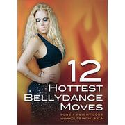 12 Hottest Bellydance Moves - Plus 4 Weight Loss W