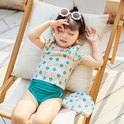 新作 子供服 水着 女の子 パンツ 2点セット 韓国子供服 キッズ 可愛い