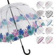 【即納】fulton  フルトン 雨傘  birdcage2 ビニール傘 L042