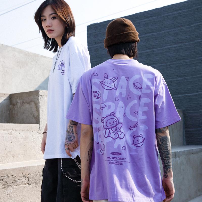 P10165 メンズファッション 渋谷風 半袖シャツ 男女兼用 SALE 半袖 ファッション 紫外線対策 日焼け止め
