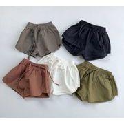 2021新作 子供服  夏  パンツ 半ズボン  短パン 半ズボン 夏 ショートパンツ韓国子供服 全5色