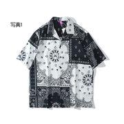 P10210 紫外線対策 日焼け止め メンズ ファッション 渋谷風 半袖 シャツ T-シャツ 男女兼用 SALE