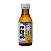 佐藤製薬 ユンケルローヤル200 100ml瓶 箱/ケース売 50入