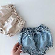 大人気 子供服 カジュアル系 ベビーパンツ キッズ 66-100 可愛い ファッション