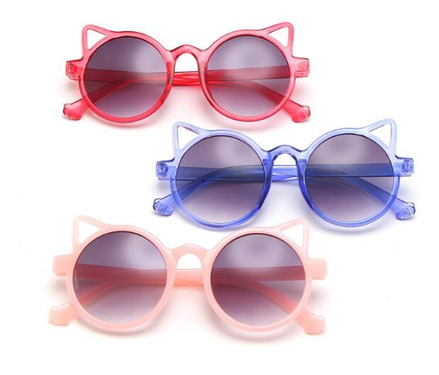 メガネ 眼鏡 サングラス キッズ 子ども アニメ ネコ耳 かわいい トレンド 人気