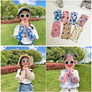 2021年春夏新作★GoSun子供用 アイススリーブ アームカバー冰袖 かわいい UV保護 感 uv対策日焼け止め