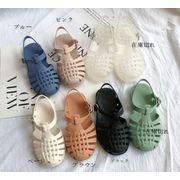 シューズ★サンダル★新作★★キッズ靴★靴 内長14-17cm