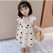 夏 子供服 キッズ 女の子 チュール ワンピース プリンセスドレス 可愛い