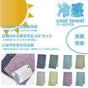 【2021SS新作】 COOL TOWEL 濡らして使うクールタオル