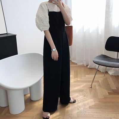 2021年春夏新作 レディース 韓国風 ロンパース 気質 大好き 通勤 気質ファッション 2色M-L