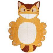【寝具】となりのトトロ ダイカットジャガードお昼寝ケット ネコバスとうたた寝