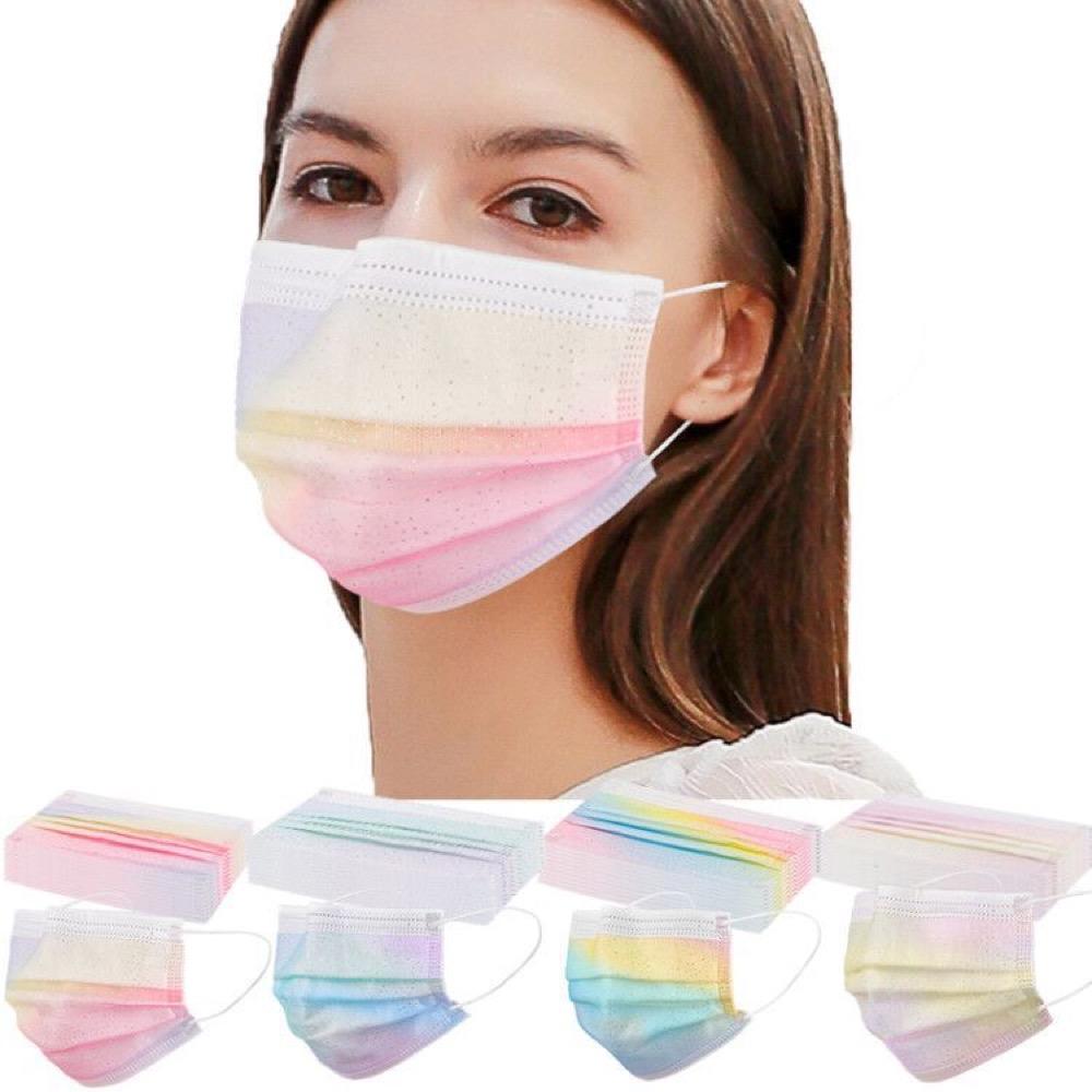 使い捨てマスク 3層マスク 飛沫防止 感染症対策 花粉 ほこり
