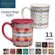 ペンドルトン【PENDLETON】Big Size Coffee Mug XC871 セラミック マグカップ 食器 ネイティブ アメリカン