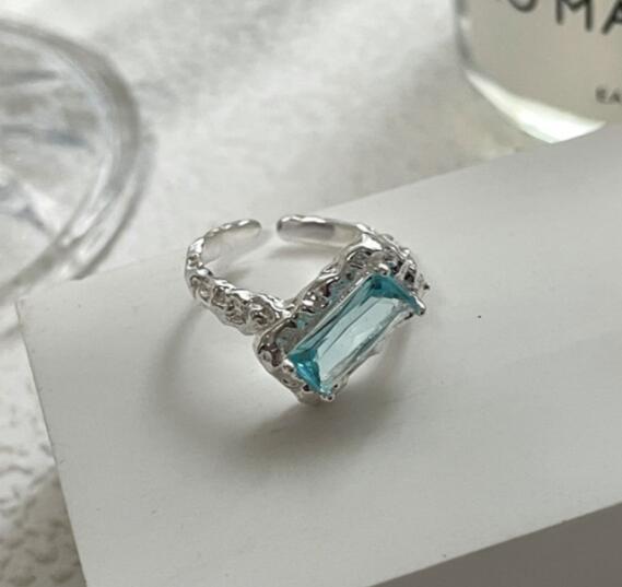 925シルバー リング アクセサリー 指輪 ハンドメイド 指輪 ハンドメイド アクセサリーパーツ