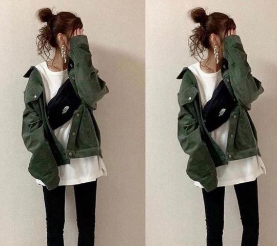 【Women】2021年新作 韓国風レディース服 トップス コート カーディガン セーター シャツ