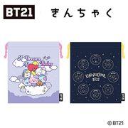 韓国 BT21巾着 ベビー ドリーム オブ ベイビー・ユニバースター[エンスカイ]