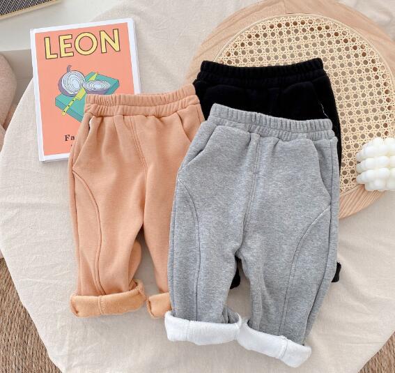 子供服 パンツ ズボン キッズ 幼児 秋冬 暖か かわいい カジュアル トレンド 人気