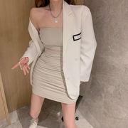 ファッション 風 セット 女 秋冬 新しいしいデザイン 新しい スタイル レジャー スー