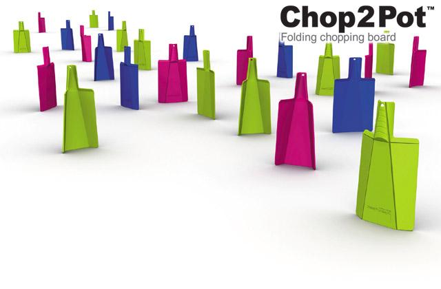"""食材をカットしたらそのままお鍋へ!""""JosephJoseph(ジョゼフジョゼフ)Chop2Pot(チョップ2ポット)"""""""