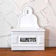 【オールドファームハウス】クラシックシリーズ Allumettes Box(アルメット ボックス)