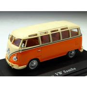 Cararama/カララマ VW バス サンバ  オレンジ