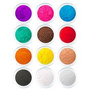 【ネイル用品】超微粒子顔料12色セット