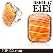 天然石リング ファッション指輪リング デザインリング RSKH-17