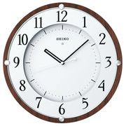 【新品取寄せ品】セイコークロック 電波掛時計 KX373B