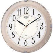 【新品取寄せ品】シチズン電波掛時計「ネムリーナM419」8MY419-018