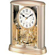 【新品取寄せ品】シチズン置時計「サルーン」4SG724-018
