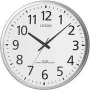 【新品取寄せ品】シチズン電波掛時計「スペイシーM465」8MY465-019