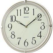 【新品取寄せ品】リズム時計製 掛時計「デイリーM23」8MGA23DA18