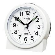 【新品取寄せ品】セイコークロック 電波目覚まし時計 KR325W