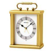 【新品取寄せ品】セイコークロック 置時計 QK731G