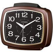 【新品取寄せ品】シチズン目覚まし時計「サイレントミグ637」8RA637-006