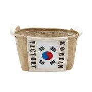 ジュート ミニジュートバスケット Korea